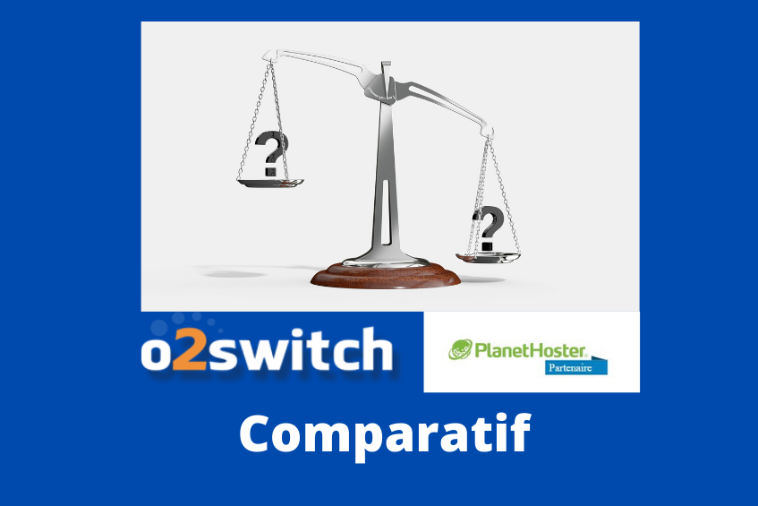 comparatif o2switch planethoster